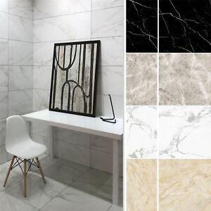 Details zu Bodenfliesen Maestro Naturstein Marmoroptik Poliert für  Wohnbereich Bad Küche WC
