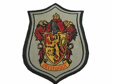 PATCH HARRY POTTER GRIFONDORO GRYFFINDOR TOPPA TERMOADESIVA MADE IN ITALY 8x5,5c