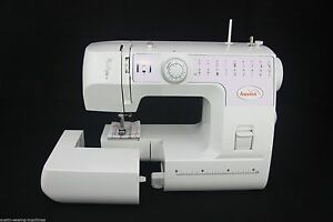 NEW-FULL-SIZE-SEWING-MACHINE-AUSTIN-22-AUTO-SELECT-STITCH-FREE-HAND-QUILTING
