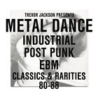 Various Artists Trevor Jackson Presents Metal Dance LP Vinyl 33rpm