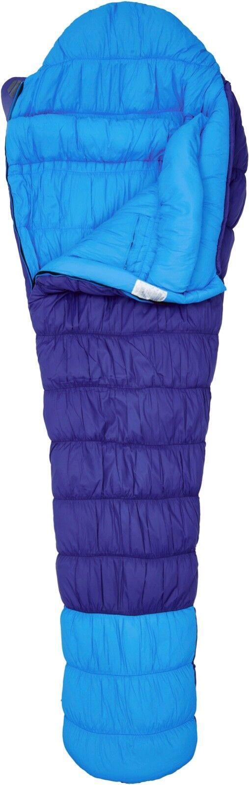 Sacco a pelo LESTRA Manaslu a – 20 Gradi Sacco A Pelo Blu Trekking Sacco a Pelo Caldo