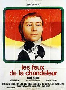Affiche-120x160cm-LES-FEUX-DE-LA-CHANDELEUR-1972-Annie-Girardot-Jade-NEUVE