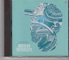 (FX305) The Russian Futurists, Me, Myself and Rye - 2006 CD