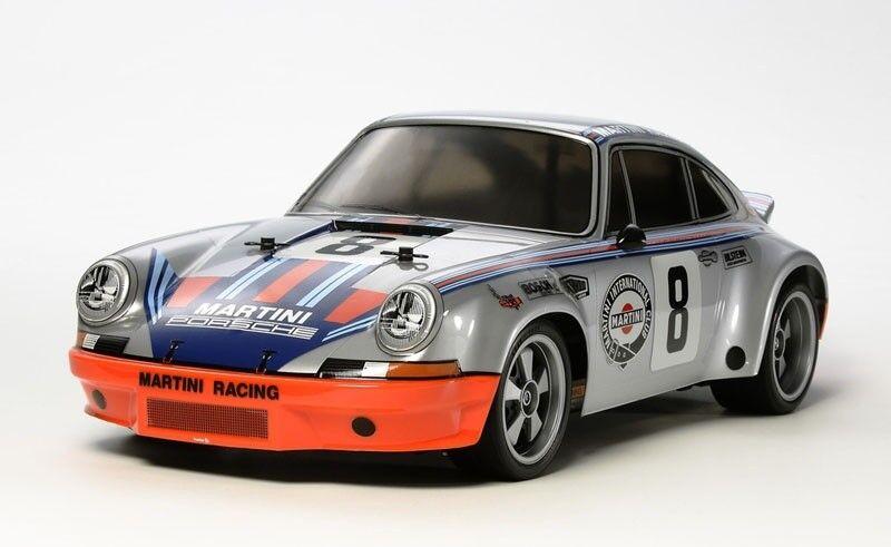 Tamiya carrocería-conjunto de Porsche 911 carrera rsr Martini - 51543 51543 51543 9d8143