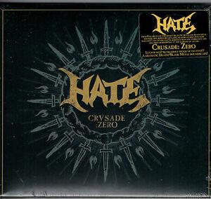 Crusade-Zero-HATE-CD-FREE-SHIPPING