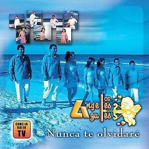 Los Angeles Azules Nunca Te Olvidare Cd New Nuevo Sealed 801472041320 Ebay