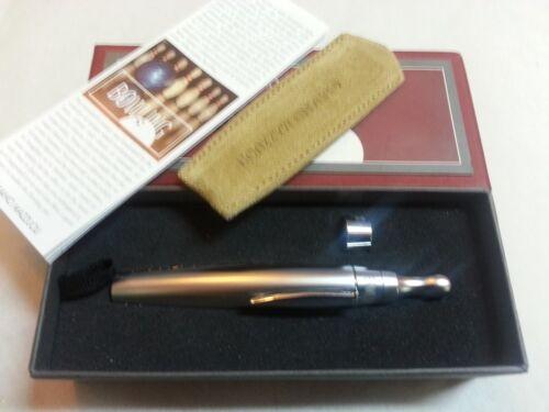 Stylo-bille Ballpoint bic  MAZZUOLI-BOWLING pen nib écriture writing sat-sat