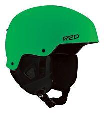 Burton RED Commander Unisex Snowboard Helmet (M) Green