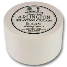 D R Harris Luxury Shaving Cream Screw Tub in Arlington Sent (150g)