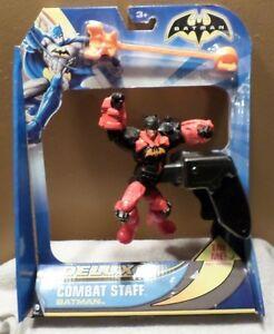 Batman-Deluxe-Action-Figure-Combat-Staff-BATMAN-with-weapon-NIP-3-Mattel