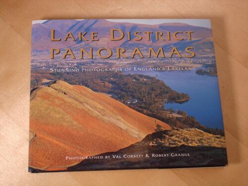 1 of 1 - Lake District Panoramas, Stunning Photographs Of England's Lakeland, Hardback