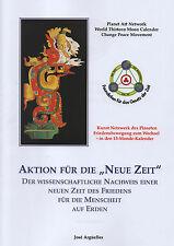 DIE 260 POSTULATE DER DYNAMIK DER ZEIT - Jose Arguelles - PAN-Germany