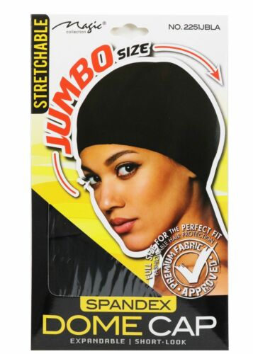 STRERCHABLE Jumbo Size Spandex Domecap For Women Premum Fabric NO.2251JBLA