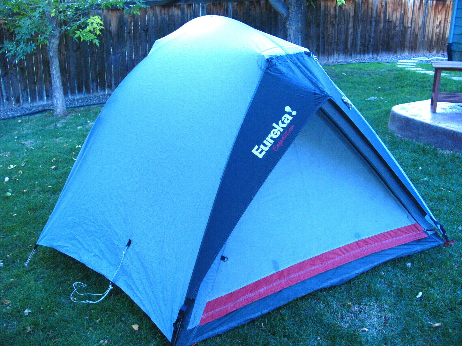 Eureka Expedizione Sentinel 4  4 Person 4 Season Tent  Very Sturdy Tent