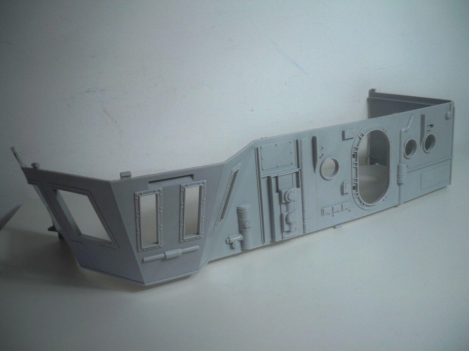 K199342 USS FLAGG MIDDLE DECK WALL PART 1985 GI JOE AIRCRAFT CARRIER ORIGINAL
