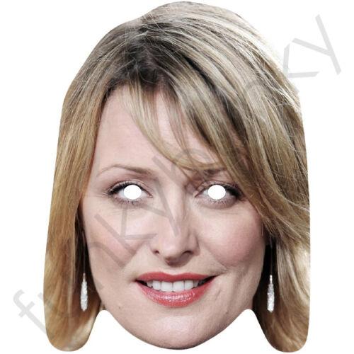 tous les masques sont pré-découpées Laurie brett jane beale celebrity eastenders carte masque