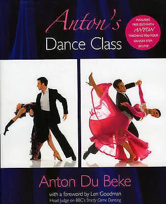 Anton du Beke, Anton's Dance Class,  Book