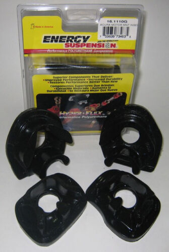HONDA CIVIC SI ENERGY MOTOR ENGINE TORQUE MOUNT BUSHINGS INSERTS FOR ACURA RSX