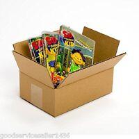Cardboard Box Packing Shipping Mailing Storage Moving Corrugated 25 Pcs 9x6x3