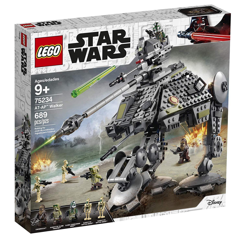 Lego Star  Wars AT-AP WALKER 75234  qualité officielle