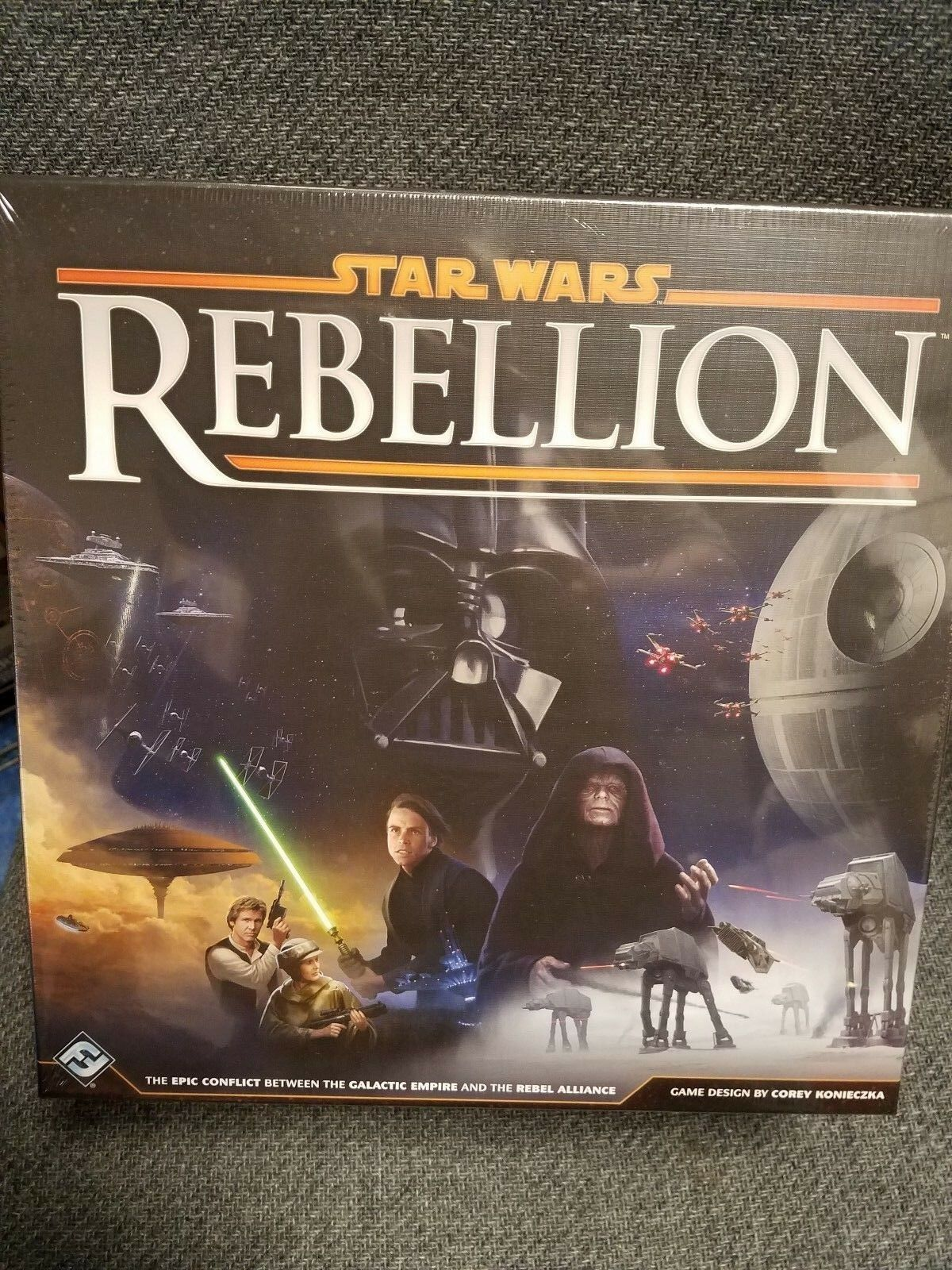 Star Wars Rebellion - FFG Games Board Game New