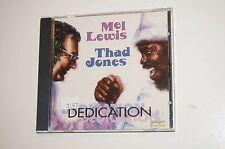 Dedication by Mel Lewis (CD, Sep-1996, Laserlight)