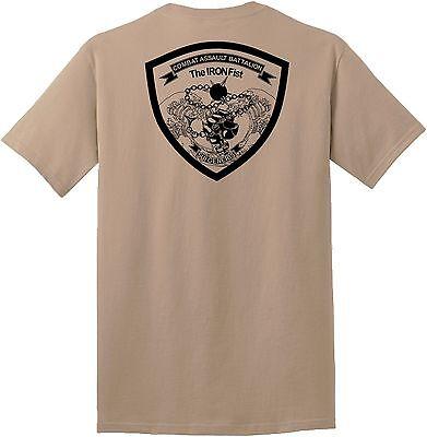 USMC United States Marine Corps Combat Assault Battalion Hoodie