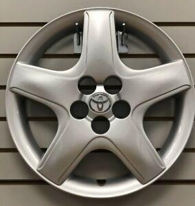 2003-2008-TOYOTA-MATRIX-16-034-5-spoke-Hubcap-Wheel-Cover-Factory-Original-61119