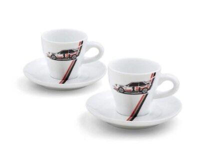 audi espresso tazas set Audi taza audi Heritage espresso tazas-set