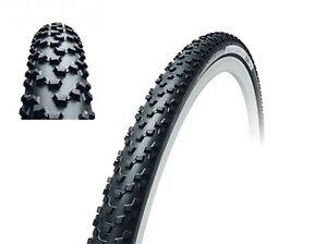 1 pair Tufo Flexus Primus SG cyclocross tubular 700 x 33 all black 2 tires