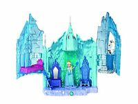 Disney Frozen Small Doll Elsa And Magical Lights Palace Playset , New, Free Ship on sale