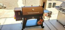 XL 1000 Sq In Pit Boss Pellet Grill Flame Broiler and Cooking Probe Austin New