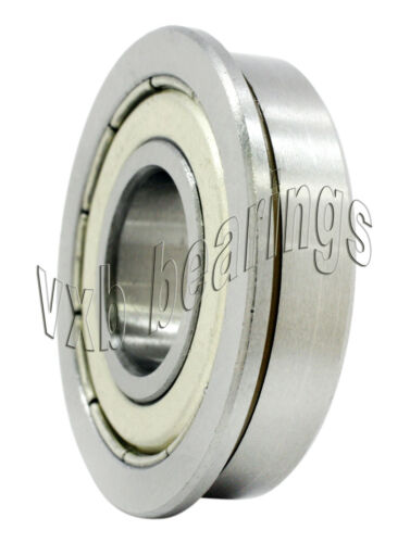 LF-1680 ZZ  Flanged Shielded Bearing 8x16x5