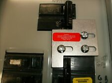 Ge 100a General Electric Ge Generator Interlock Kit 100 Or 125 Amp Panel Listed