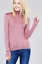 Women-Long-Sleeve-T-Shirt-Slim-Fit-Turtle-neck-Pullover-High-Tops-Casual thumbnail 9