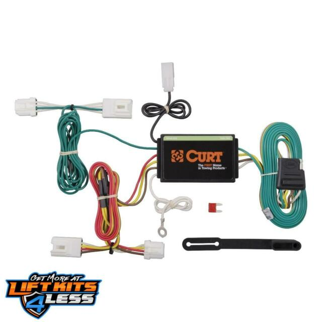 Curt 55571 Custom Wiring Harness For 2003