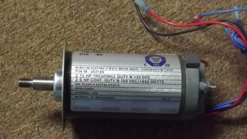 Weslo 302600 ProForm 362189 297197 2.75 hp Treadmill Drive Motor
