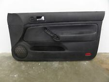 VW Golf R32 Right Front Leather Door Card Panel MK4 00-05 Golf 1J3 867 012 EN