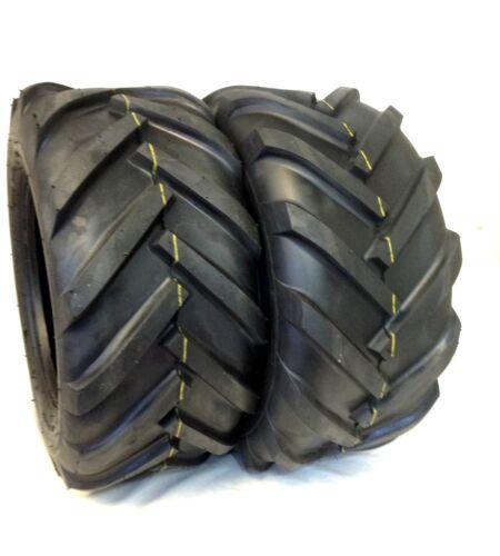 TWO NEW 16X6.50-8 LUG R1 Lawnmower Tractor Tire SUPER LUG 16 6.50 8