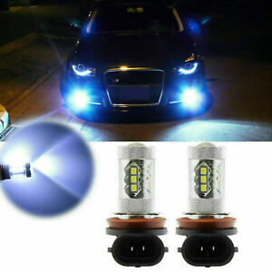 Brand New Durable 2x Auto Fog Signal Turn Brake Parking Light DRL Led H15