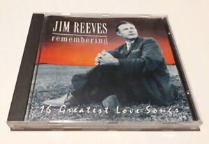 Remembering-Jim-Reeves-Jim-Reeves-Used-Good-CD
