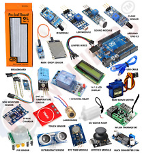 Arduino Compatible Sensors Pro Kit Ultimate Combo Pack For Diy Creator Projects