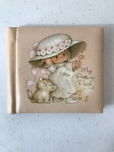 Vintage-Hallmark-Photo-Album-My-picture-Pack-With-Org-Box