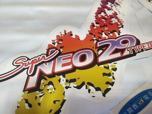 SNK-Super-Neo-29-TYPE-2-Arcade-Candy-Cabinet-6-piece-Art-set