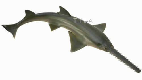 FREE SHIPPINGCollectA 88659 Sawfish Sealife Toy Figurine 2014 New in Package