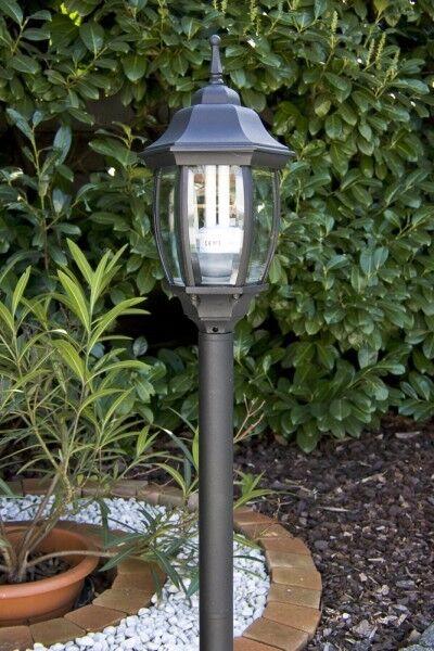 de Lanterne Classique Design Luminaire extérieur Lampadaire ...