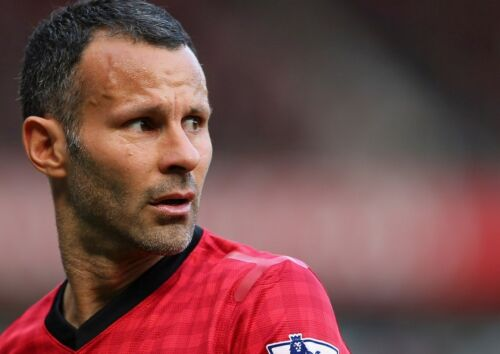 Ryan Giggs 1 Manchester United Welsh Football Player Poster Sport Motivation