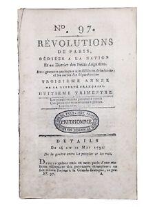 Esclavage dans les Colonies 1791 Saint Domingue Bandol Var Mennecy Brest Guerchy