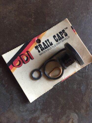 Vintage ODI Trail Cap Bicycle Waterbottle Dirt Shield NOS