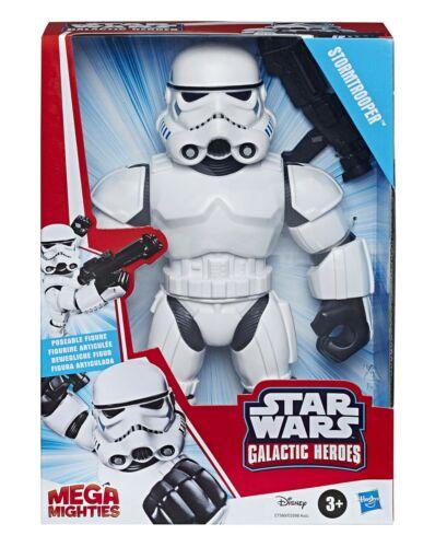 Star Wars Eroi GalatticiMEGA potenteposeable Figure Disney